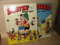 Buster Book Annual